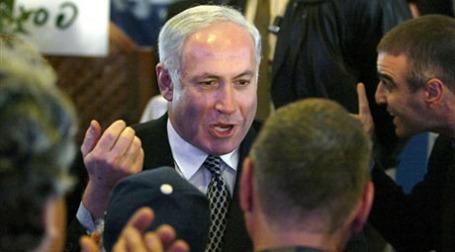 Бенжамин Нетаньяху. Фото: AFP