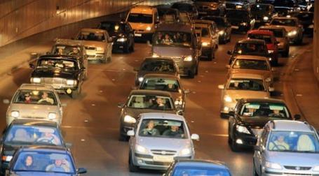Пробки в Москве. Фото: РИА Новости