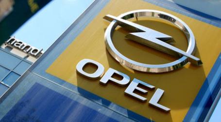 Логотип автомобильной марки Opel. Фото: РИА Новости
