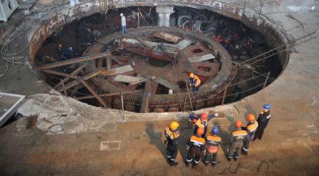 Безработные Хакасии восстановят Саяно-Шушенскую ГЭС.  Фото: Митя Алешковский/BFM.ru