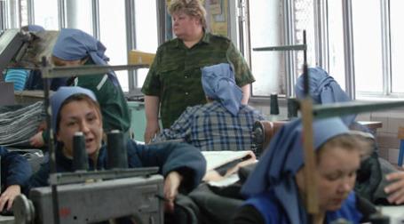 Заключенные работают. Фото: РИА Новости