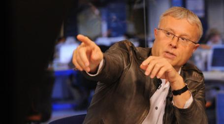 Владелец Национального Резервного Банка Александр Лебедев. Фото: РИА Новости