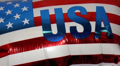 Воздушный шар с символикой США. Фото: cobalt123/flickr.com