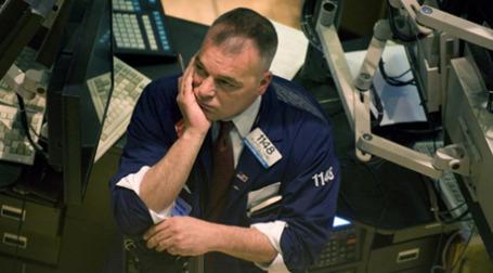 Банковский сектор России сталкивается с растущими системными рисками. Фото: AFP
