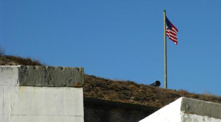 Американский флаг. Фото: olegrauke/flickr.com