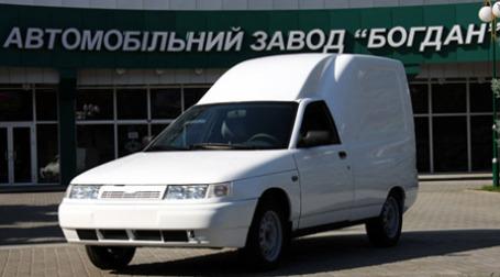 Корпорация «Богдан» начинает серийный выпуск пикапа на базе Lada 110. Фото: пресс-служба корпорации «Богдан»