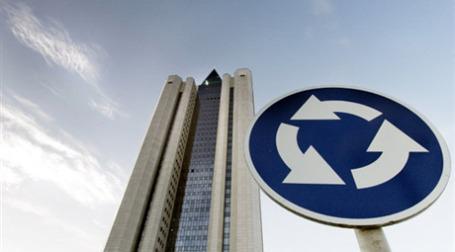 «Газпром» организовал в США круговорот местного газа. Фото: AFP