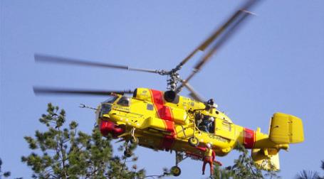 Вертолет Ка-32А11ВС. Фото: kamov.ru