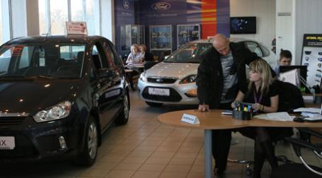 Новые условия льготных кредитов на автомобили заинтересовали россиян.Фото: ИТАР-ТАСС