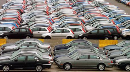 Продажа иномарок. Фото: nnm.ru