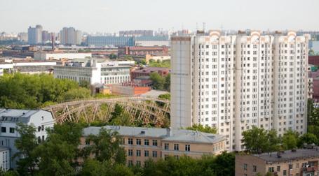 В столице сокращается предложение нового жилья. Фото: makzer.livejournal.com