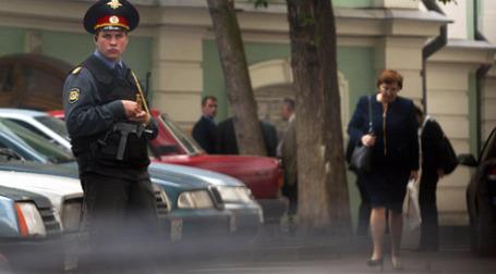 Сотрудник правоохранительных органов. Фото: PhotoXPress