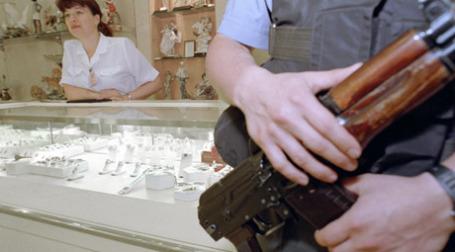 В магазинах ювелирной сети Алтын проходят обыски. Фото: PhotoXpress