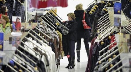 Магазин одежды. Фото: РИА Новости