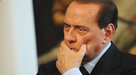 Сильвио Берлускони. Фото: AFP
