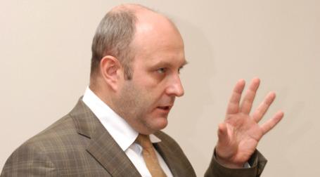 Петр Дарахвелидзе. Фото из личного архива