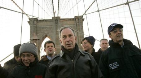 Мэр Нью-Йорка Майкл Блумберг. Фото: AFP