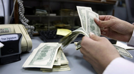 Финансисты надеются на рост бонусов. Фото: AFP