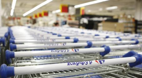 Торговый зал магазина Carrefour. Фото: Carrefour