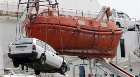 Ввоз подержанных автомобилей через Дальний Восток снизился более, чем в 8 раз. Фото: AFP