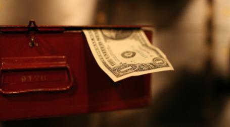 Финансовая сфера как никакая другая пострадала от рук мошенников. Фото: Laughing Squid/flickr.com