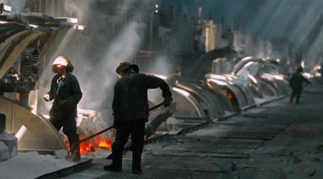 Показатели производительности в промышленности улучшаются. Фото: РИА Новости