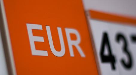 В движении европейской валюты наметился драматический разворот. Фото: Евгения Мангутова/BFM.ru