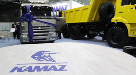 Германский концерн Daimler подал в Федеральную антимонопольную службу заявку об увеличении своей доли в КАМАЗе. Фото: Полина Власова
