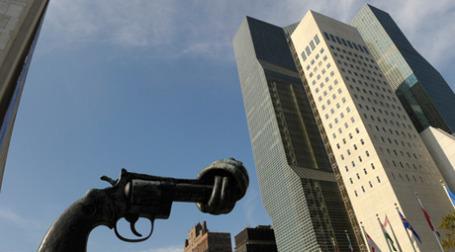 Ведущие мировые экспортеры оружия согласились вернуться к переговорам по регулированию международной торговли оружием. Фото: РИА Новости