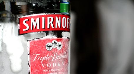 Diageo  потратит на маркетинговую поддержку своих водочных брендов более 245 млн долларов, в том числе, на известную торговую марку Smirnoff. Фото: murilocardoso/flickr.com