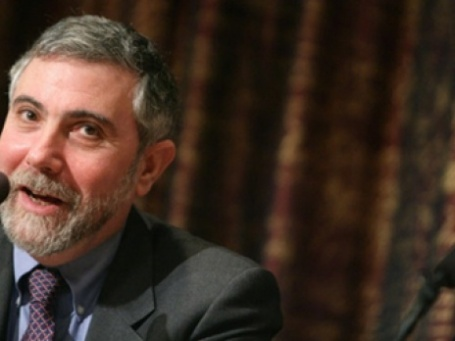 Американский экономист и публицист Пол Кругман. Фото: AFP