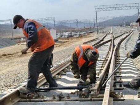 Китай интвестирует в строительство железной дороги между Владивостоком и Хабаровском. Фото: ИТАР-ТАСС