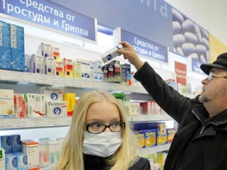 Ажиотажный спрос в аптеках сейчас наблюдается почти на все. Фото: РИА Новости