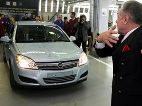 Для нижегородской Группы ГАЗ, которую позиционировали как промышленного партнера Opel, последний шанс на спасение потерян. Фото: РИА Новости