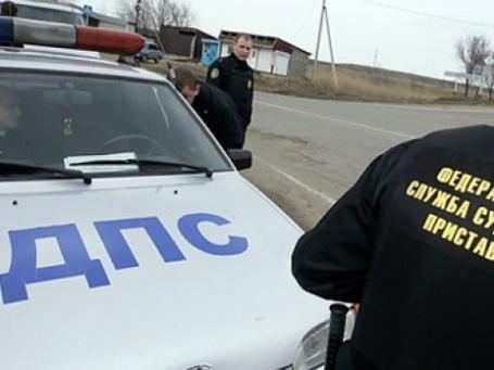 Судебные приставы Подмосковья начали изымать машины должников из автосервисов. Фото: РИА Новости