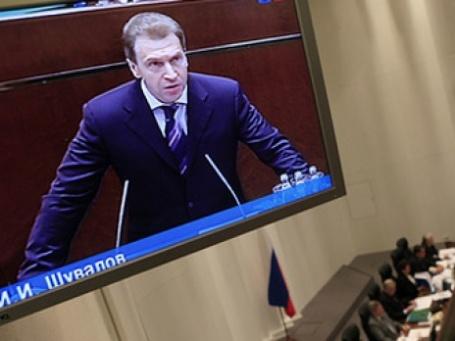 Первый вице-премьер Игорь Шуволов сегодня запланирован ряд встреч с работниками «АвтоВАЗа». Фото: РИА Новости