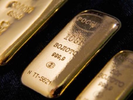 Золото стало одним из самых доходных инструментов в октябре. Фото: РИА Новости