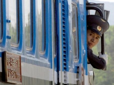 Поезда - любимый транспорт Ким Чен Ира. Фото: AFP
