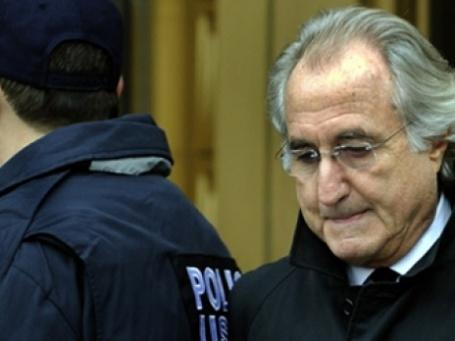 Личные вещи финансового мошенника Бернарда Мэдоффа продадут с аукциона. Фото: AFP