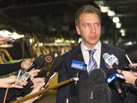 Шувалов заявил, что ГАЗ и АвтоВАЗ нуждаются в сильном партнере. Фото: РИА Новости