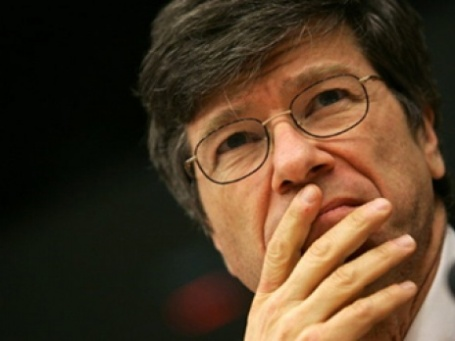 Директор Института Земли при Колумбийском университете Джеффри Сакс. Фото: AFP