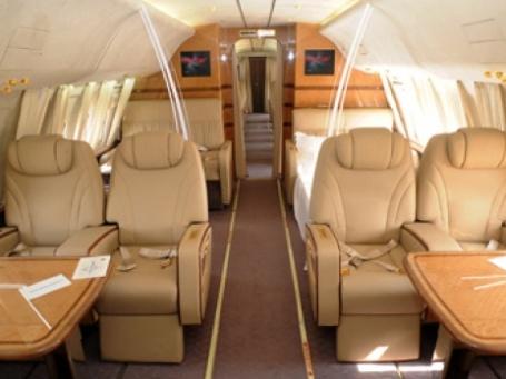 В 2008 году в мире насчитывалось 16605 корпоративных самолетов. Фото: Митя Алешковский/BFM.ru