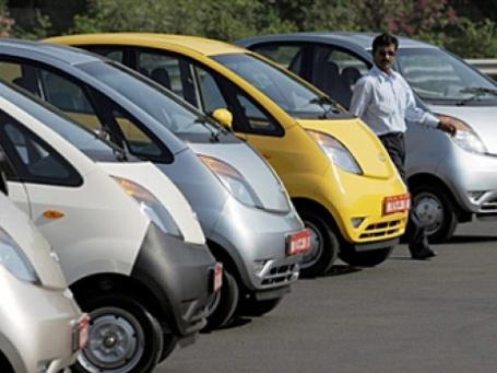 Renault создает автомобиль, который с 2012 года будет конкурировать с индийским Tata Nano - самым дешевым на сегодняшний день. Фото: AFP