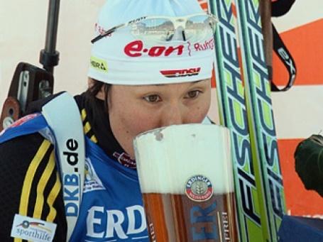 Спортивное спонсорство является основным средством маркетинга всей алкогольной индустрии. Фото: РИА Новости