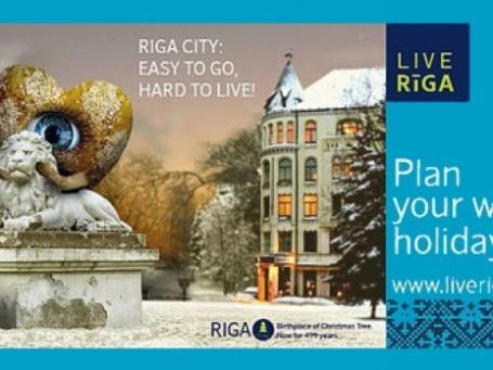 Рекламная презентация латвийской столицы утверждает, что жить в ней трудно. Фото: katja-i.livejournal.com