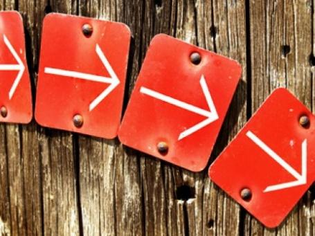 Наметившаяся тенденция к увеличению активов крупнейших банков прервалась. Фото: coba/flickr.com