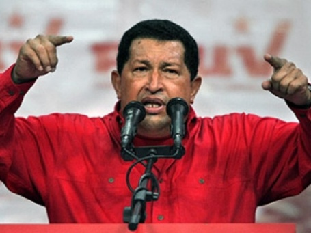 Президент Венесуэлы Уго Чавес предлагает меньше есть и мыться. Фото: AFP