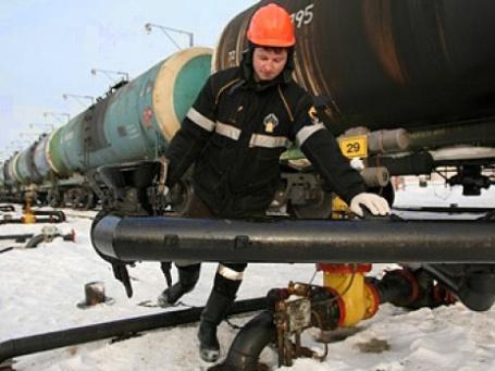 Экспортная пошлина на нефть в РФ с 1 декабря вырастет на 39,8 доллара . Фото: Роснефть