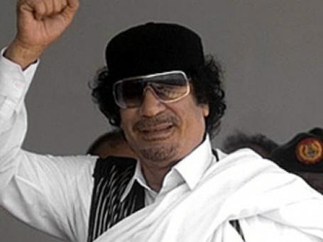 Лидер Ливийской революции Муаммар Каддафи воспользовался саммитом ООН в Риме по борьбе с голодом для удовлетворения голода духовного. Фото: AFP