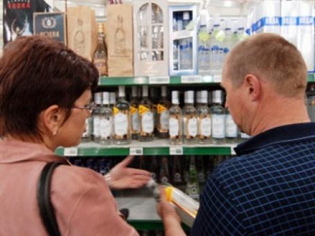Росалкогольрегулирование подготовило проект приказа о введении минимальной розничной цены на водку, производимую в РФ или импортируемую на ее территорию. Фото: РИА Новости